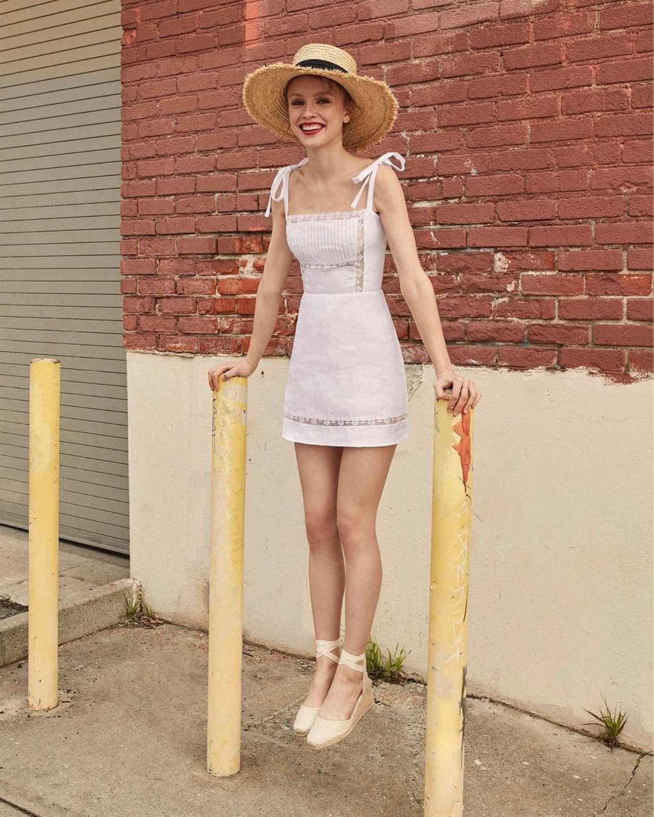 """别穿仙女裙了,初秋最流行的""""初恋裙""""才真时髦炸了!"""