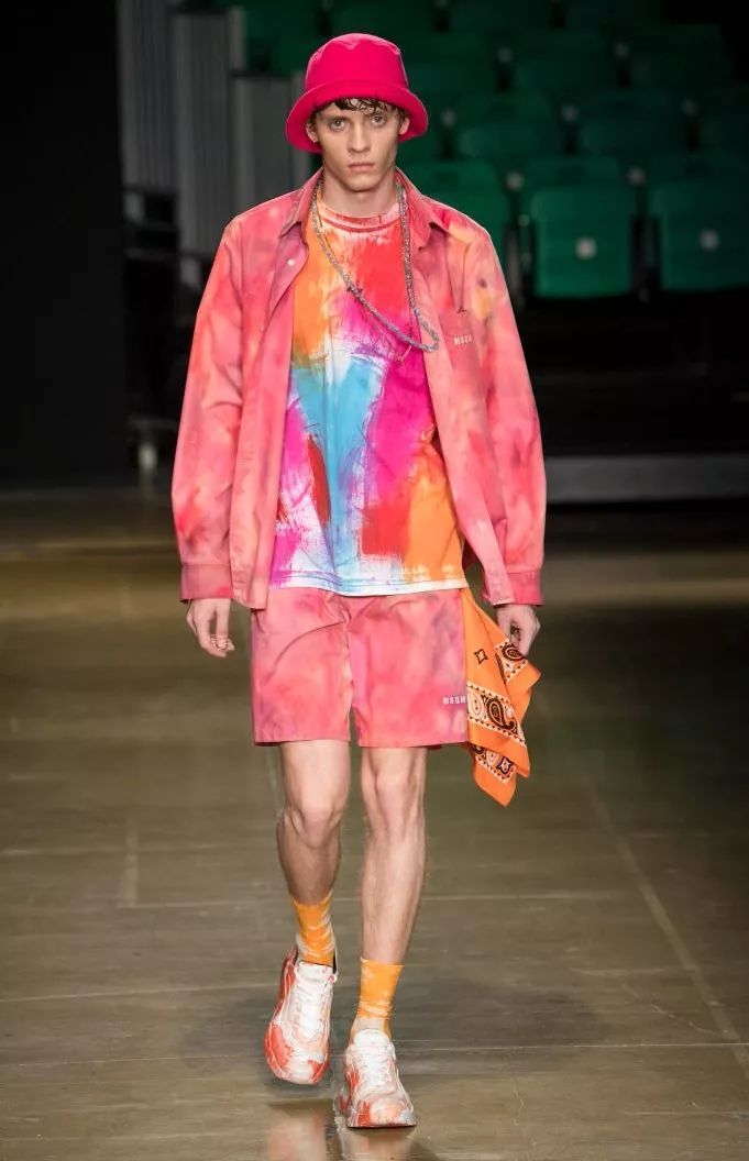关键印花 & 图案|2020春夏男装趋势