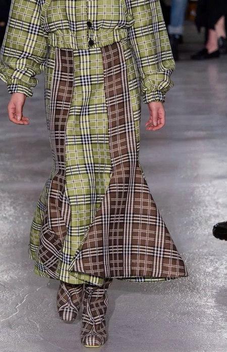 女装单品流行趋势 喇叭半身裙,尽显你的女人魅力(图7)