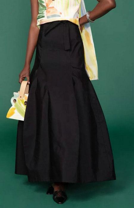 女装单品流行趋势 喇叭半身裙,尽显你的女人魅力(图20)