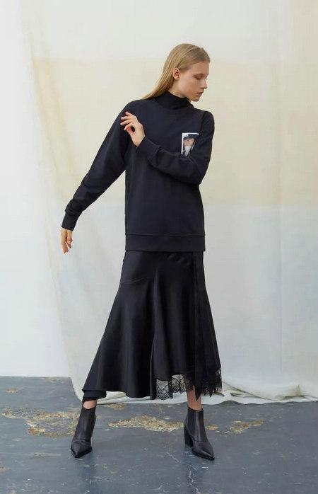 女装单品流行趋势 喇叭半身裙,尽显你的女人魅力(图22)