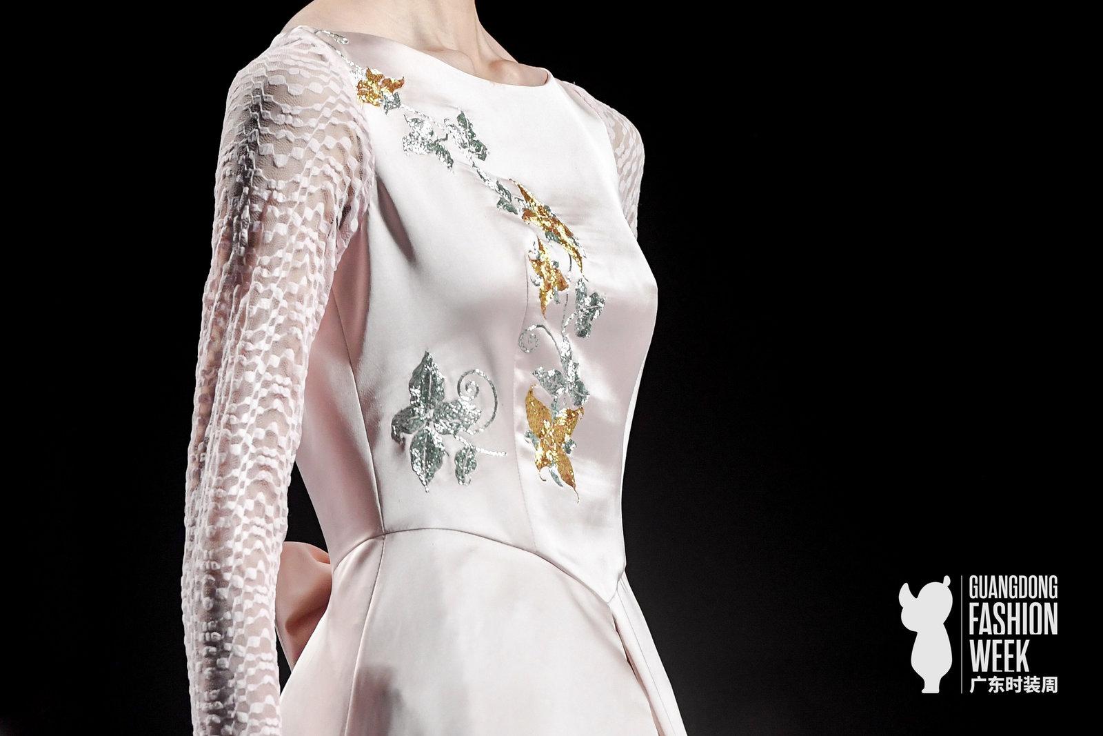 陈乔:非遗广绣一针一线,还原中式嫁衣之美