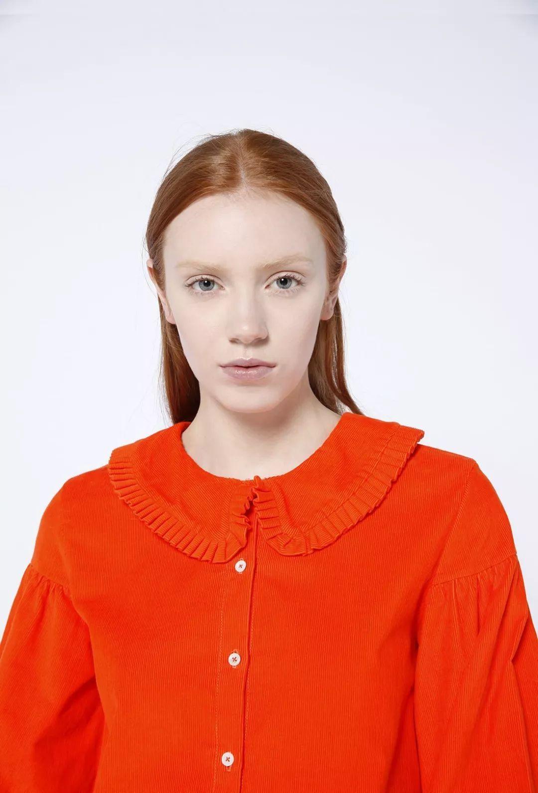 细腻 从多变的领间设计,看女装毛衫工艺趋势(图12)
