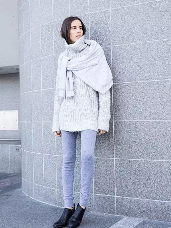 """今秋毛衣""""不好好穿""""火了,高级又时髦!!!"""