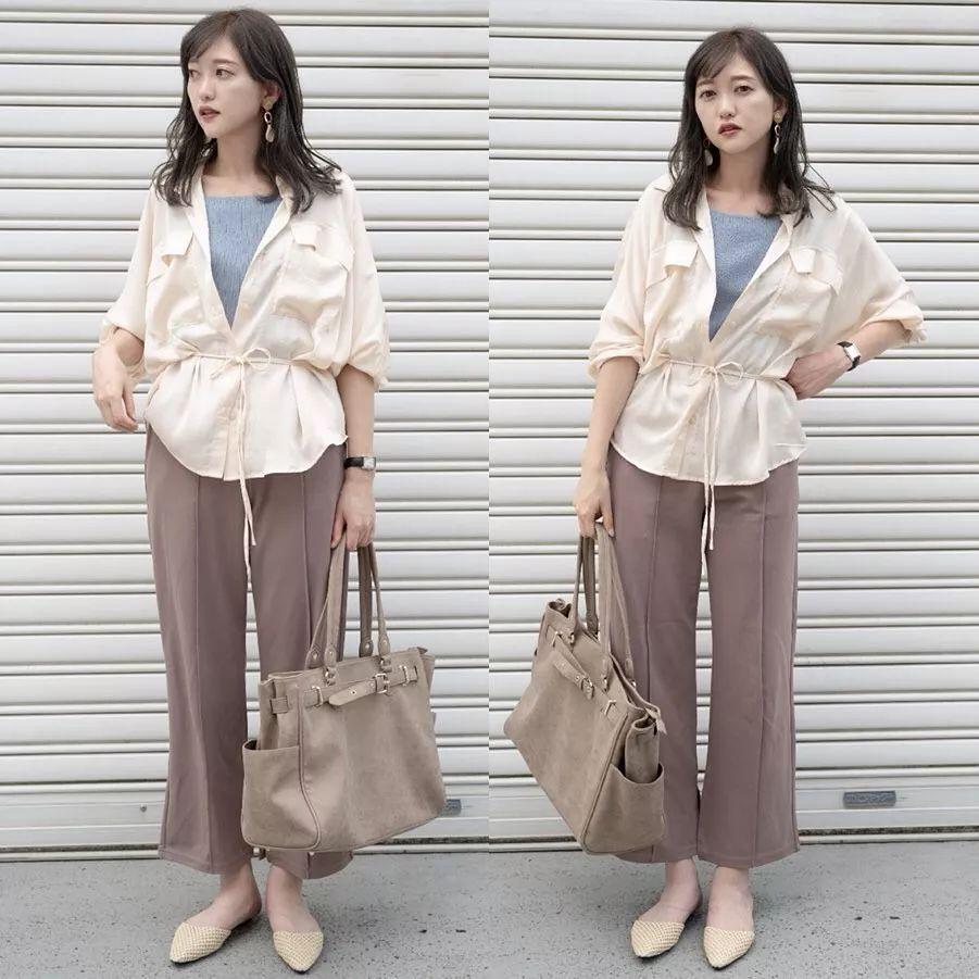 日本最最最吸粉的TOP级穿搭博主,她分享的穿搭让人忍不住想点赞!