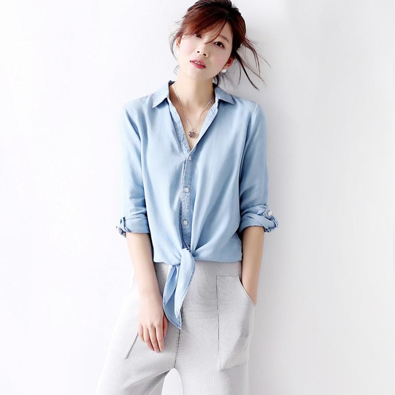 小个子女生衬衫怎么穿,6个穿搭技巧学起来,显瘦显高还很时尚