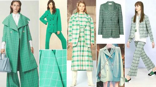 2020春夏女装套装西服流行趋势 炫彩便西(图8)