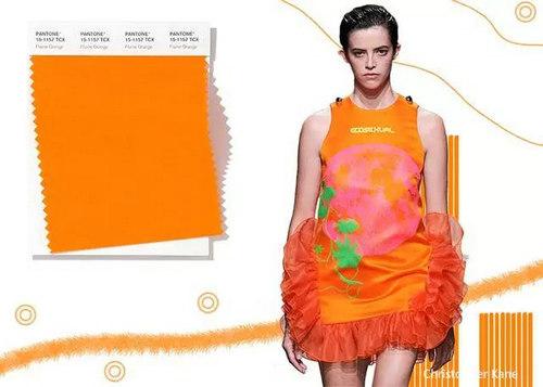 2020年春夏流行色早知道 24种色彩趋势 重回时尚舞台(图4)