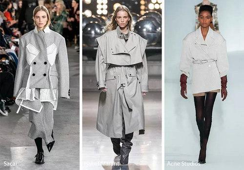 2020女装流行趋势 7种秀场设计细节帮你走在时尚最前沿(图5)