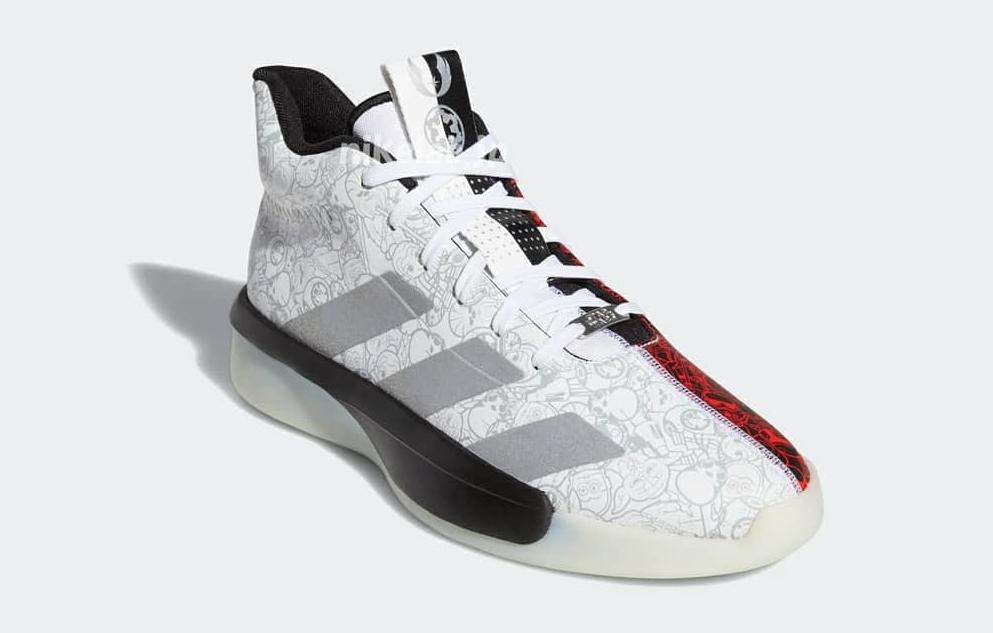 《星球大战》还有续集!adidas x《Star Wars》全新联名鞋款正式曝光!