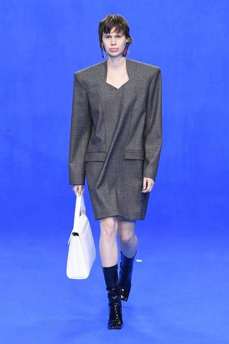 2020春夏流行复古风 80年代服装 重回时尚舞台(图5)