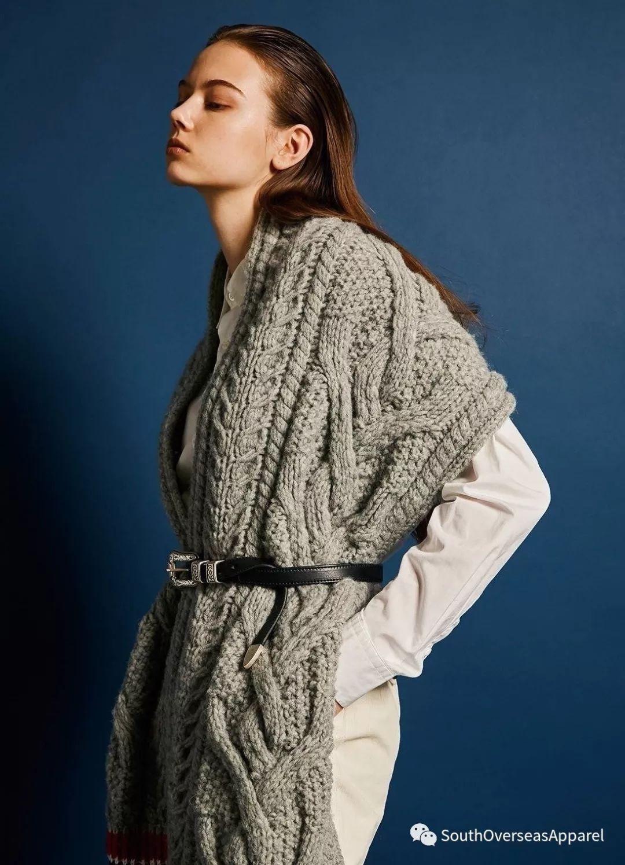 流行趋势 2020秋冬毛衣在流行些什么(图4)