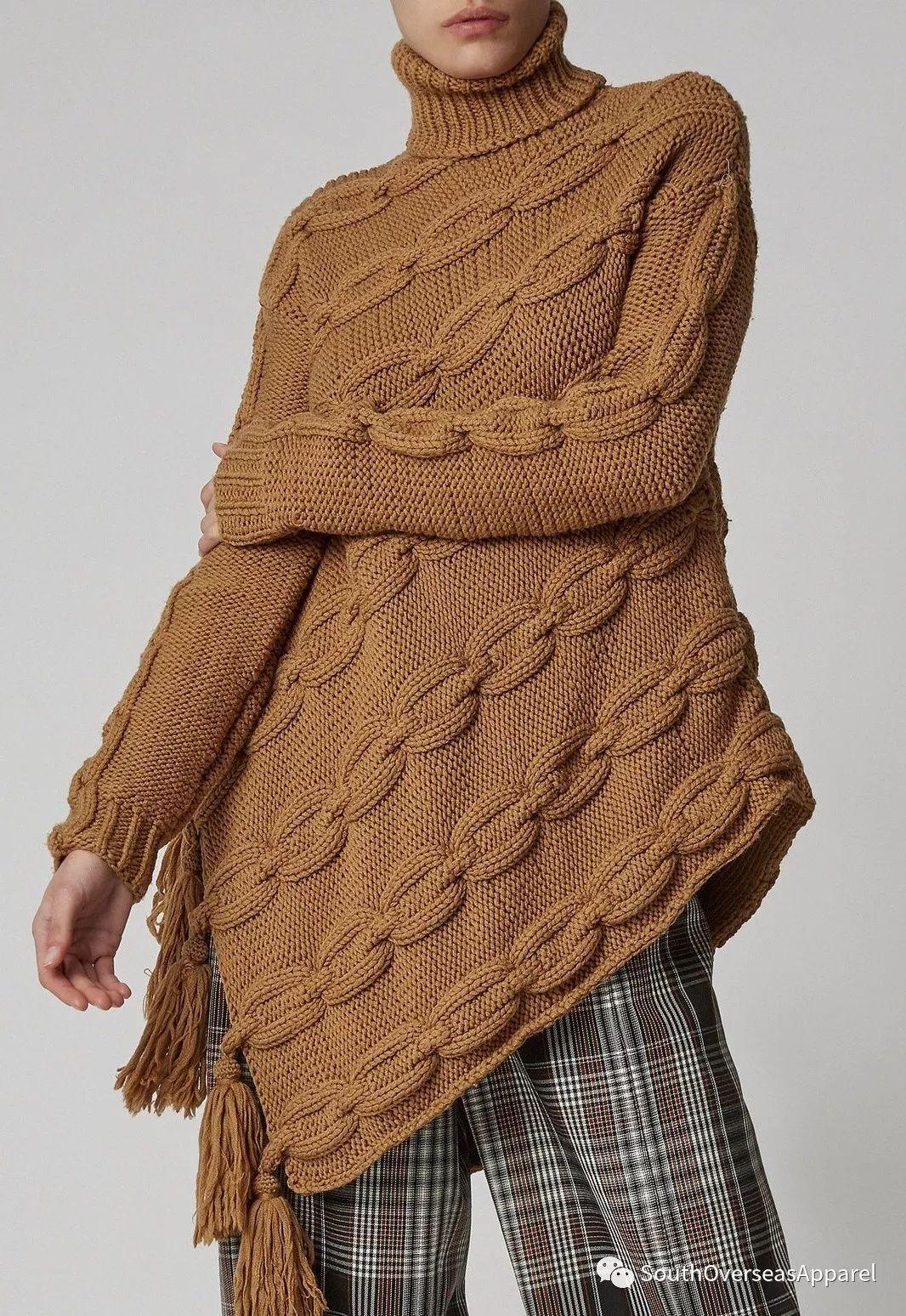 流行趋势 2020秋冬毛衣在流行些什么(图1)