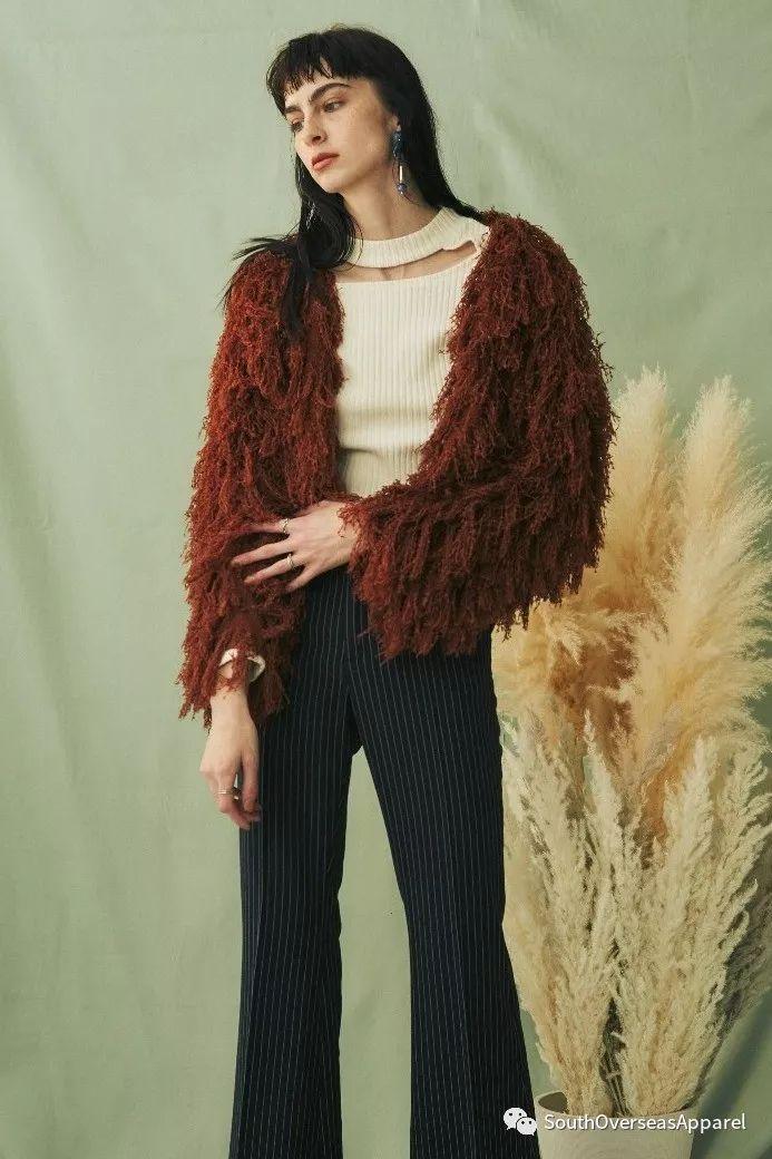 流行趋势 2020秋冬毛衣在流行些什么(图30)