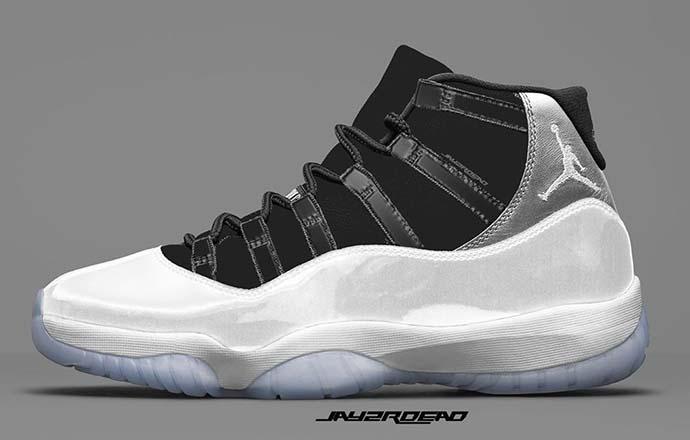 """沉寂已久的Air Jordan 11 Low """"康熙"""",终于要发售了!"""