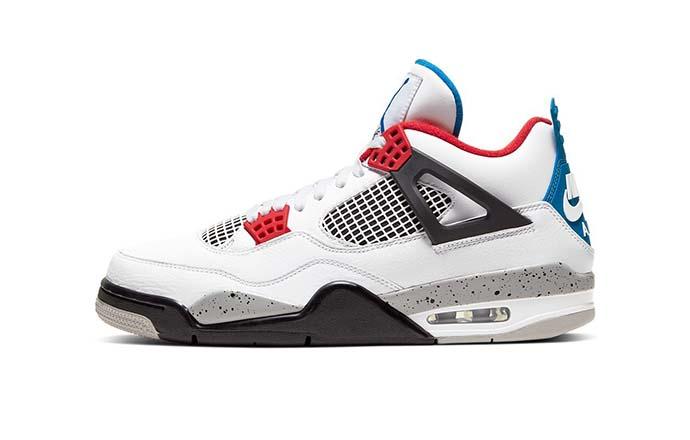 Air Jordan 4 「What The」配色细节出现,这样的球鞋谁能拒绝?