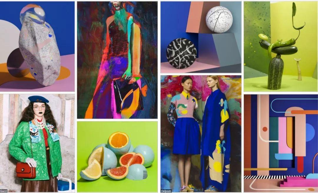 色彩趋势分析 2020春夏女装关键色彩趋势(图6)