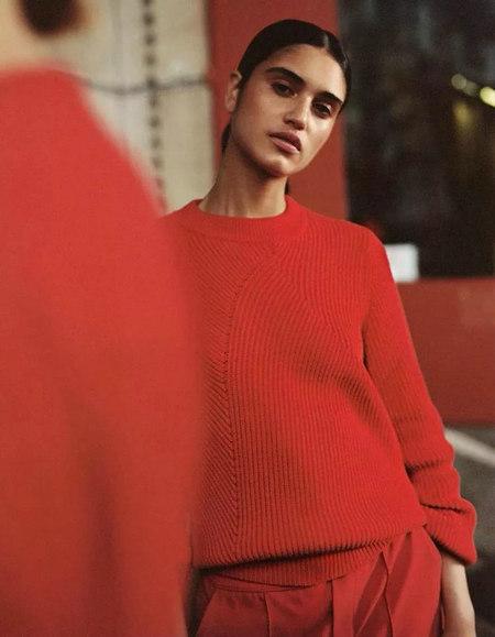 流行趋势 2021春夏哪些针织衫是主流单品?(图15)