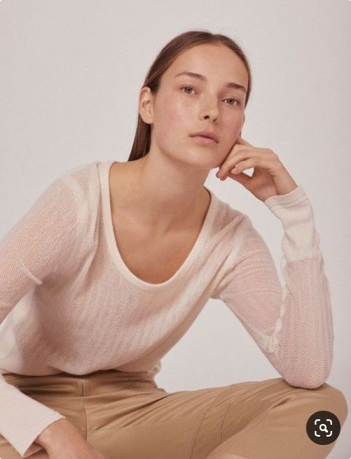 流行趋势 2021春夏哪些针织衫是主流单品?(图3)