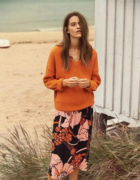 流行趋势 2021春夏哪些针织衫是主流单品?(图65)