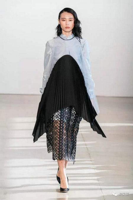 女装流行元素 褶皱,让你的设计简约不简单(图22)