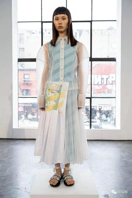 女装流行元素 褶皱,让你的设计简约不简单(图17)