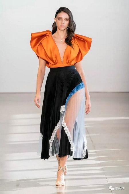 女装流行元素 褶皱,让你的设计简约不简单(图19)