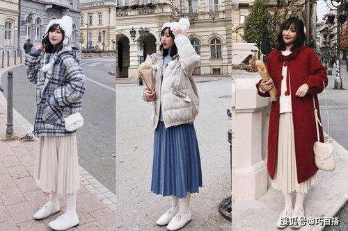 2019年冬季女装怎么穿 21套保暖度满分的搭配方案分享(图4)