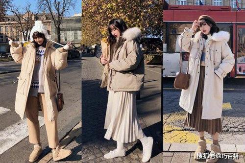 2019年冬季女装怎么穿 21套保暖度满分的搭配方案分享(图1)