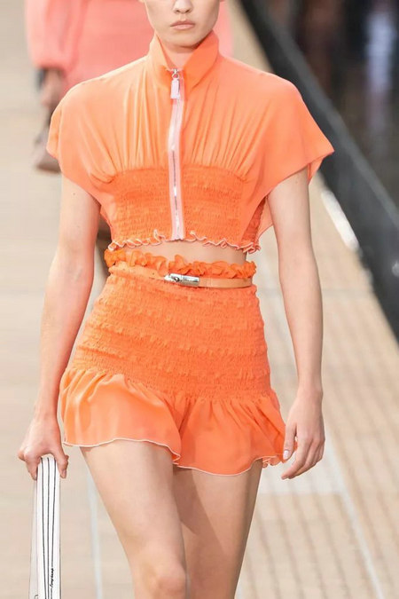 女装流行趋势 2020春夏女装梭织上衣流行趋势分析(图51)