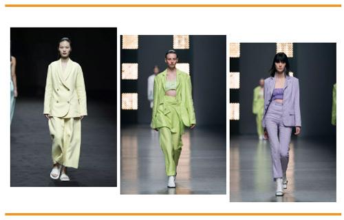 2020春夏女士西装 & 套装流行趋势(图1)