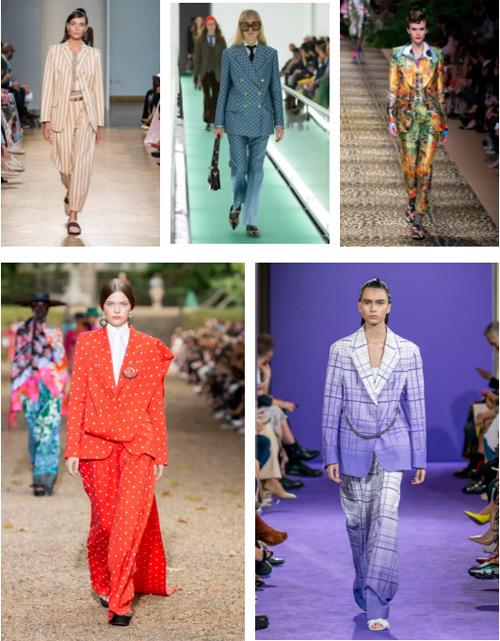 2020春夏女士西装 & 套装流行趋势(图23)