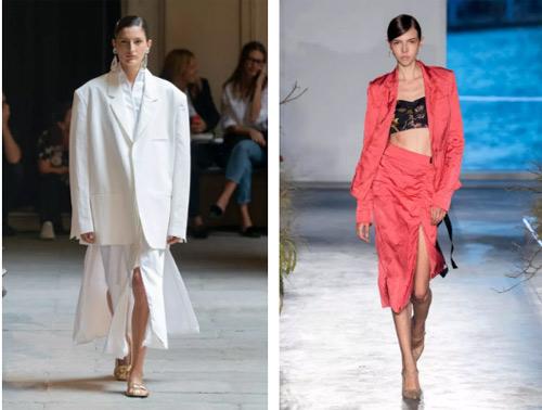 2020春夏女士西装 & 套装流行趋势(图12)