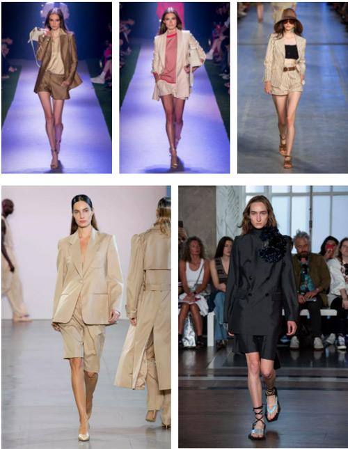2020春夏女士西装 & 套装流行趋势(图2)