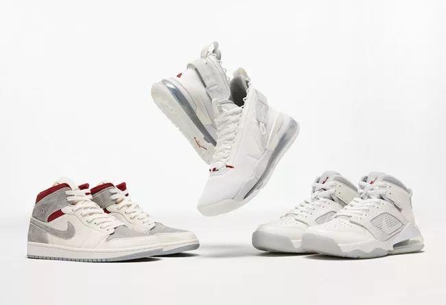 【丽】SNS x Jordan Brand