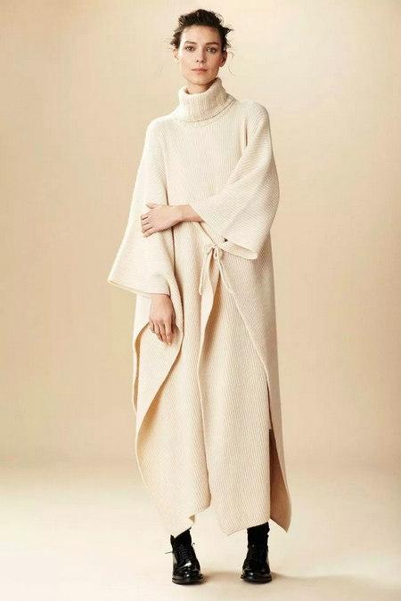 2020秋冬女士针织设计趋势 束腰设计(图34)
