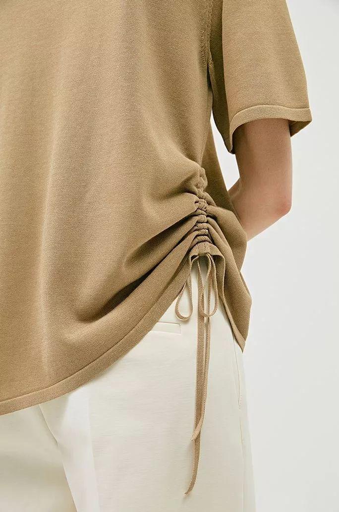 2020秋冬女士针织设计趋势 束腰设计(图23)