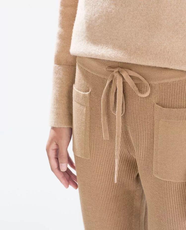 2020秋冬女士针织设计趋势 束腰设计(图25)
