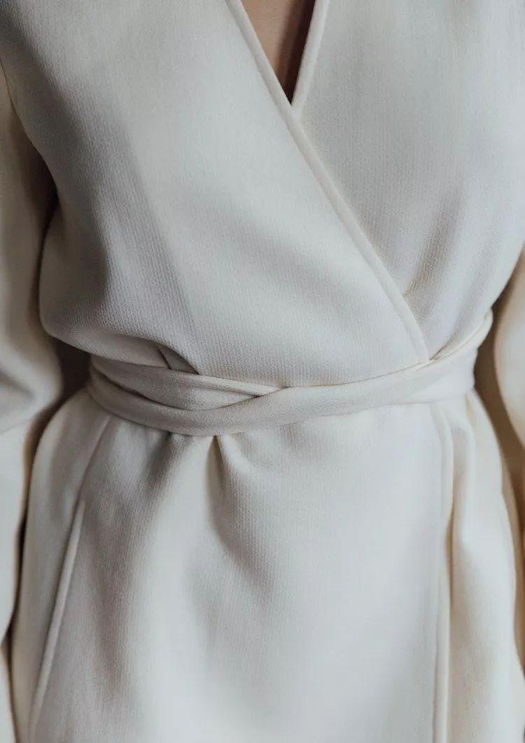 2020秋冬女士针织设计趋势 束腰设计(图2)