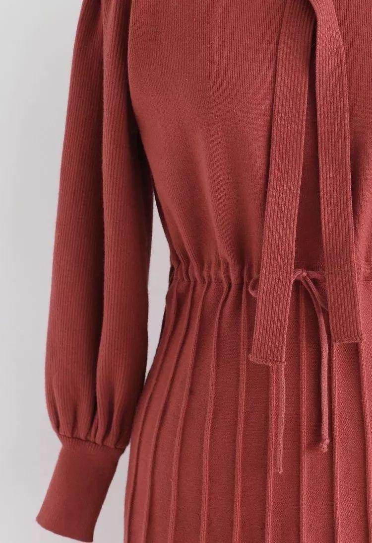 2020秋冬女士针织设计趋势 束腰设计(图21)