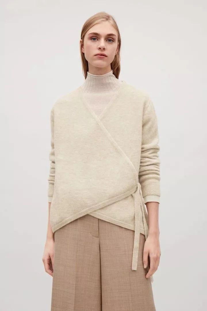 2020秋冬女士针织设计趋势 束腰设计(图10)