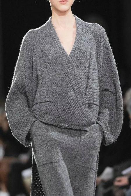 2020秋冬女士针织设计趋势 束腰设计(图8)