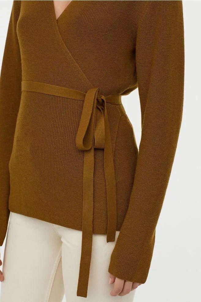2020秋冬女士针织设计趋势 束腰设计(图17)
