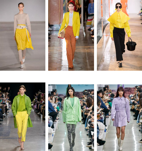 色彩趋势 2020春夏女装5大流行色(图2)