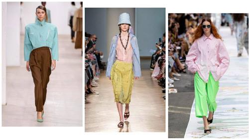 色彩趋势 2020春夏女装5大流行色(图1)