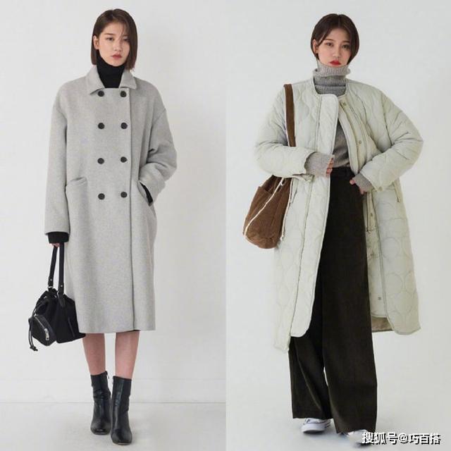 【流】想要温暖过冬?这十二款棉服千万不能错过,百搭又减龄