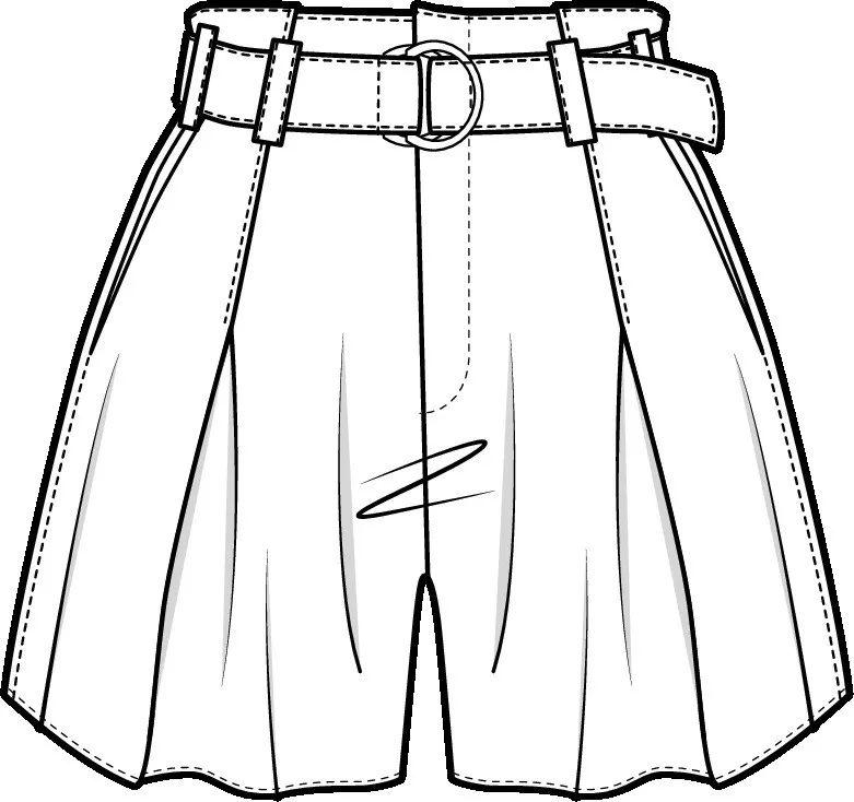 2021春夏女装流行趋势 核心单品短裤(图11)