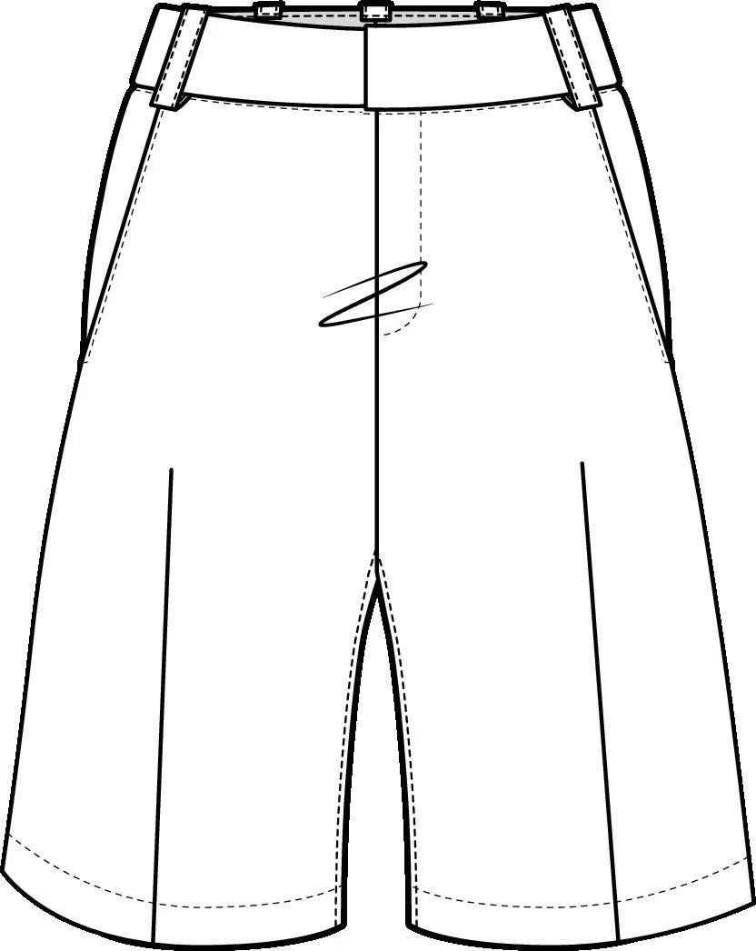 2021春夏女装流行趋势 核心单品短裤(图18)