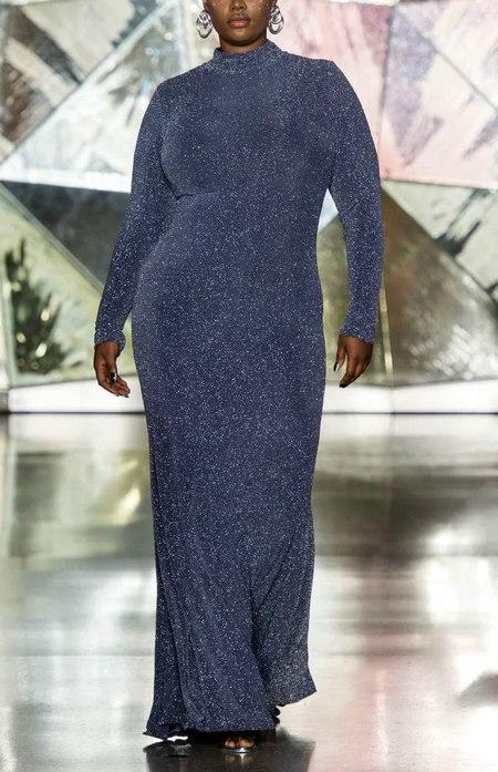 针织连衣裙 秋冬舒适的女装单品流行趋势(图9)