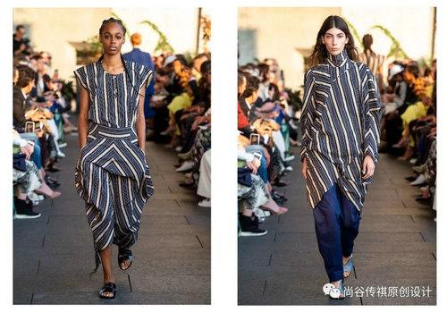 2020春夏女装流行元素 时装周的流行趋势(图7)